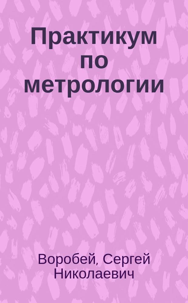 Практикум по метрологии : Учеб.-метод. пособие для курсантов