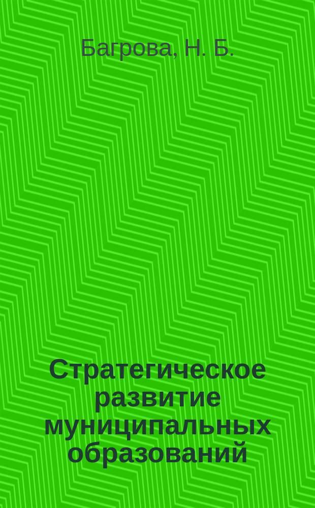 Стратегическое развитие муниципальных образований: федеральный проект в Псковской области