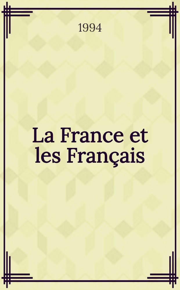 La France et les Français = Франция и французы.
