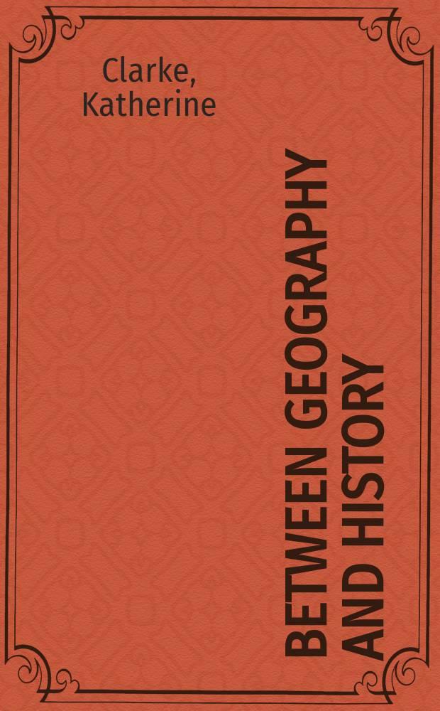 Between geography and history : Hellenistic constructions of the Roman world = Между географией и историей: эллинистическое устройство Рима