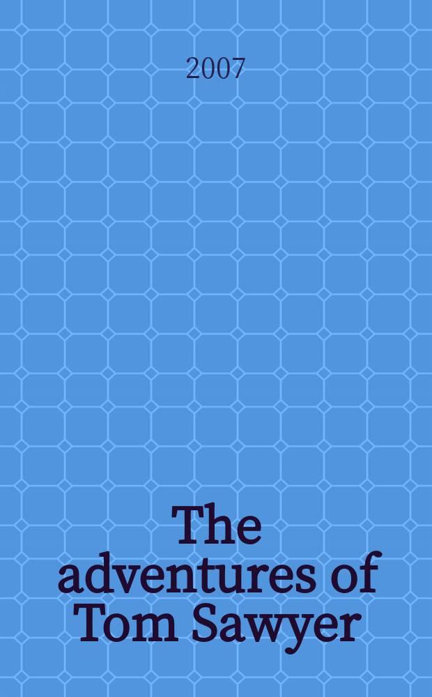 The adventures of Tom Sawyer : a novel