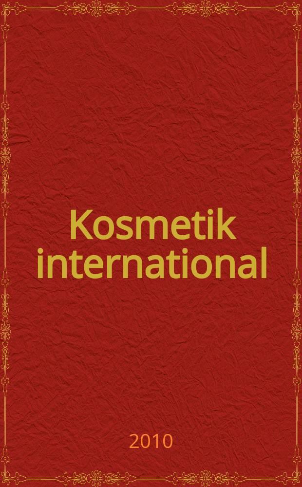 Kosmetik international : Ki Magazin. 2010, № 1