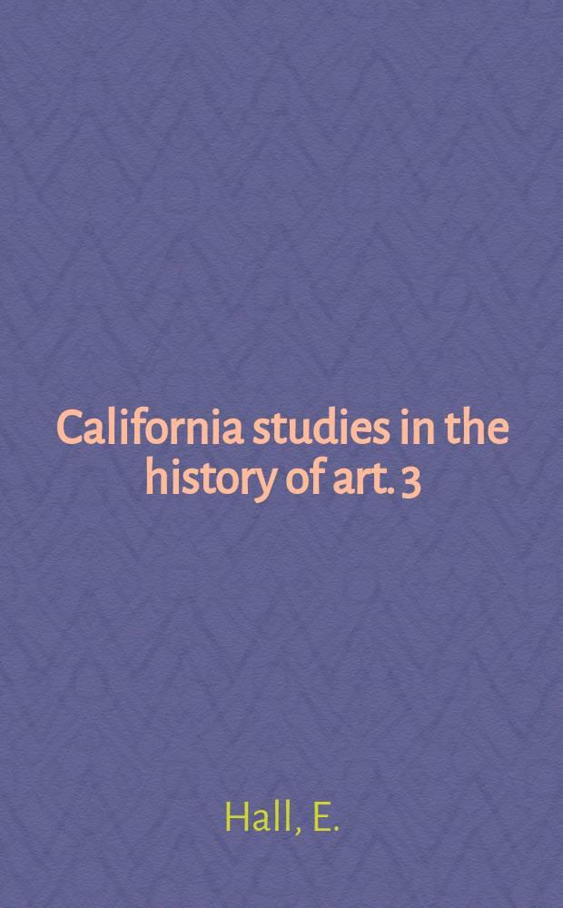 California studies in the history of art. 3 : Arnolfini betrothal