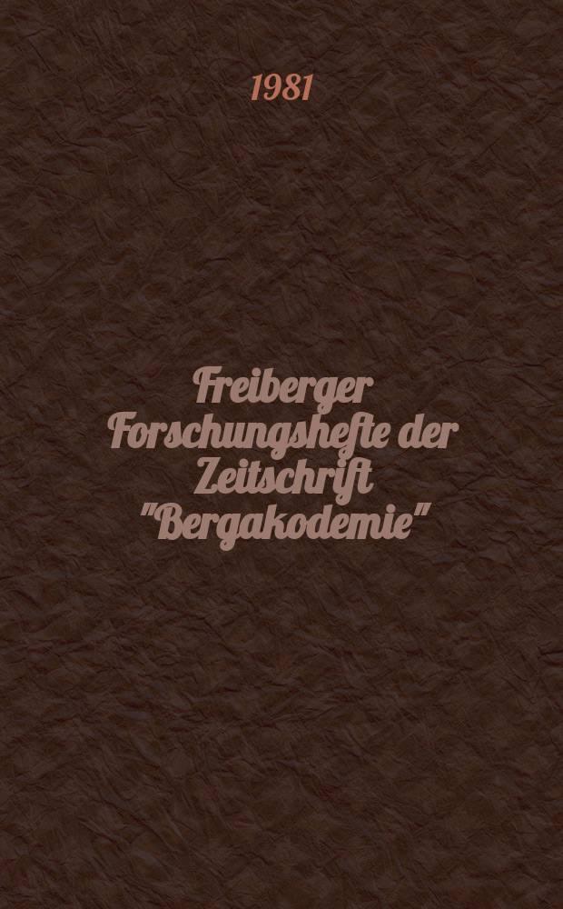 """Freiberger Forschungshefte der Zeitschrift """"Bergakodemie"""" : Gefüge und Eigenschaften hochfester schweissbarer Baustähle. T.1."""
