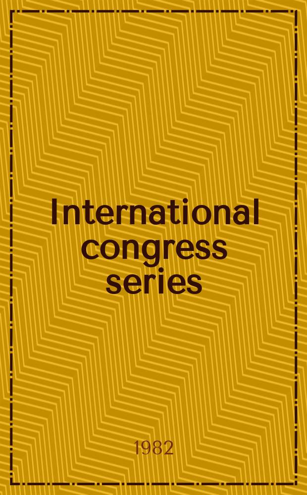 International congress series : Pediatric oncology