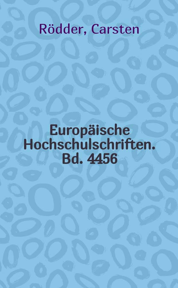 Europäische Hochschulschriften. Bd. 4456 : Kompetenzbeschränkungen der Gesellschaftsorgane in der Insolvenz der GmbH = Рамки компетенции общественных органов законов о банкротстве
