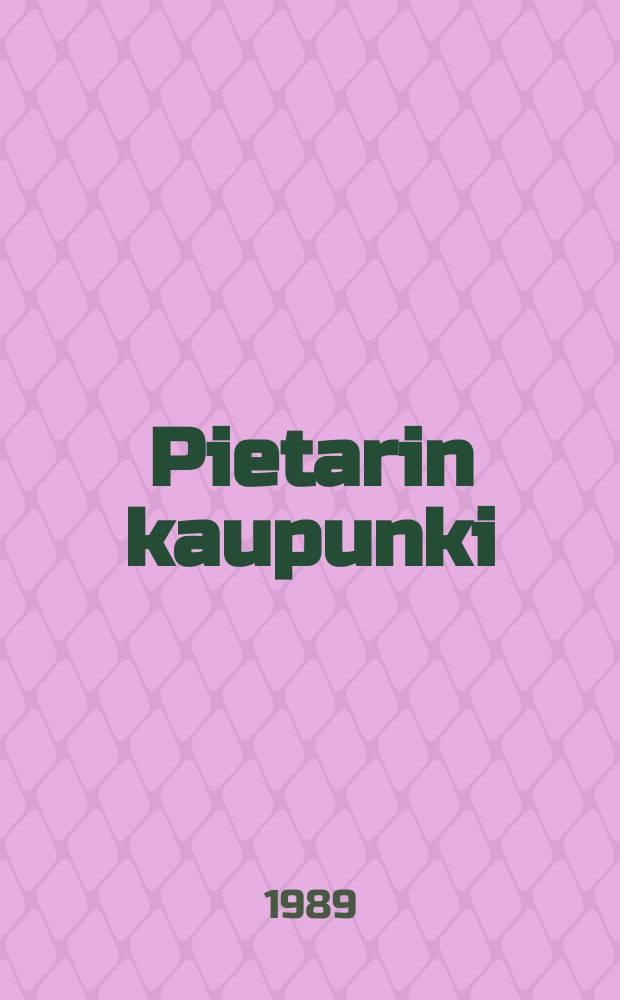 Pietarin kaupunki