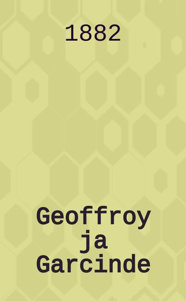 Geoffroy ja Garcinde