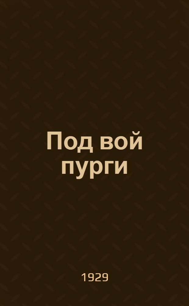 Под вой пурги : Записки о школе за полярным кругом