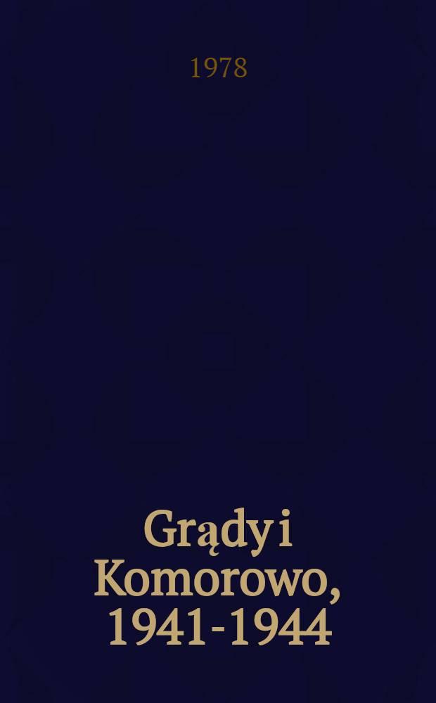 Grądy i Komorowo, 1941-1944 : Z dziejów stalagów 324 i 333, Ostrów Mazowiecka