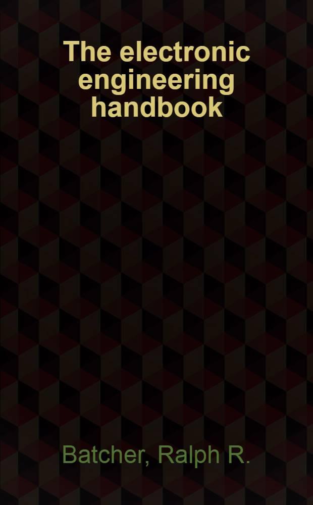 The electronic engineering handbook