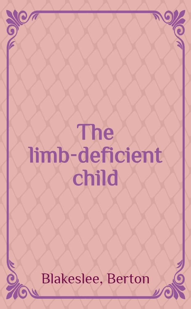 The limb-deficient child