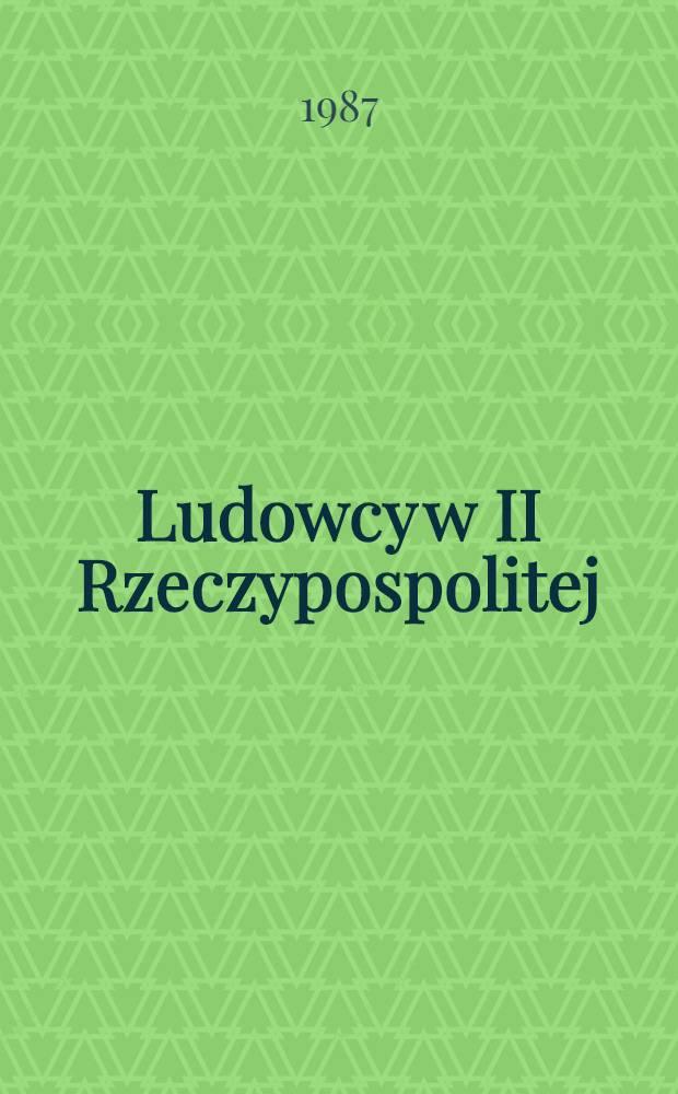 Ludowcy w II Rzeczypospolitej
