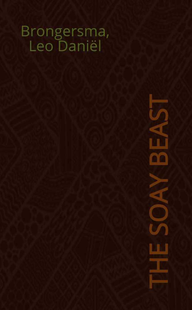 The Soay Beast