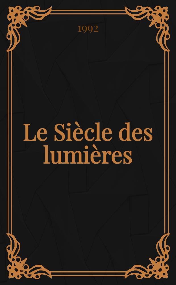 Le Siècle des lumières : Bibliogr. chronologique. T. 9 : Supplement: 1716-1760