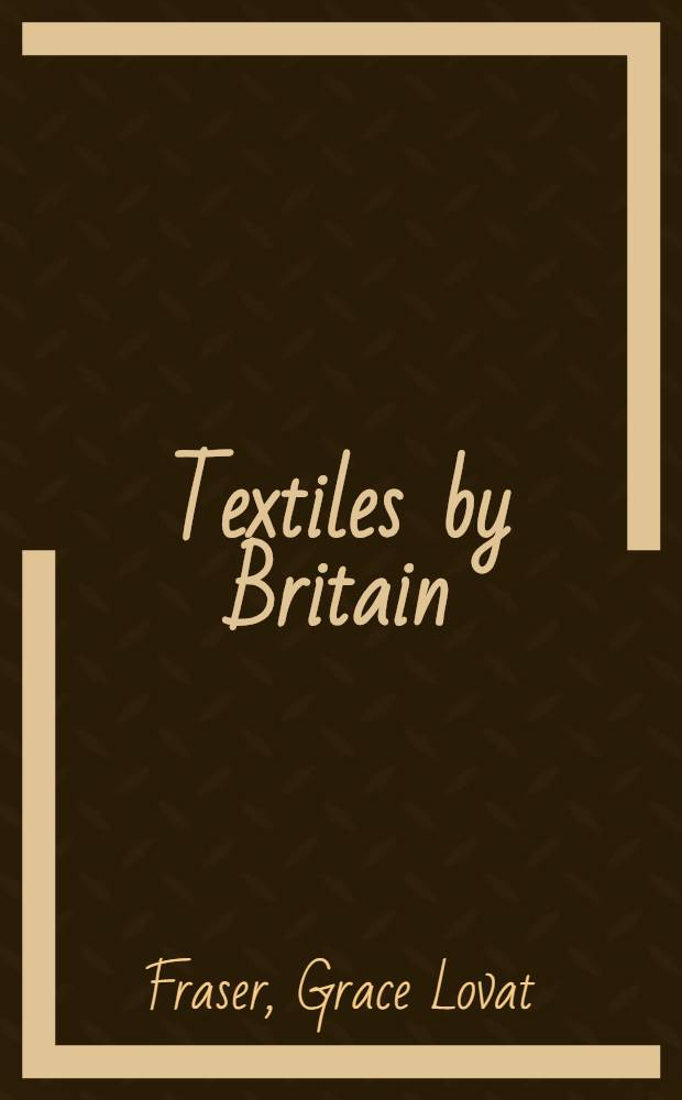 Textiles by Britain