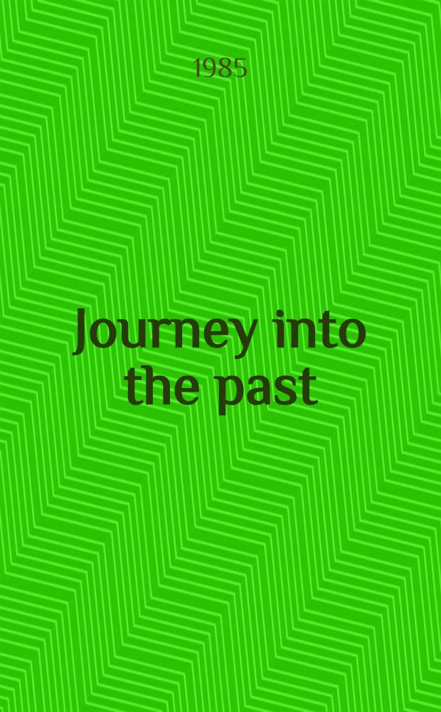 Journey into the past : The hist. a. mythical imagination of Barth a. Pynchon