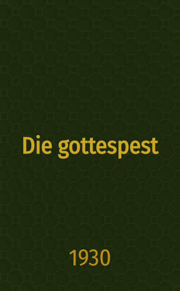 Die gottespest