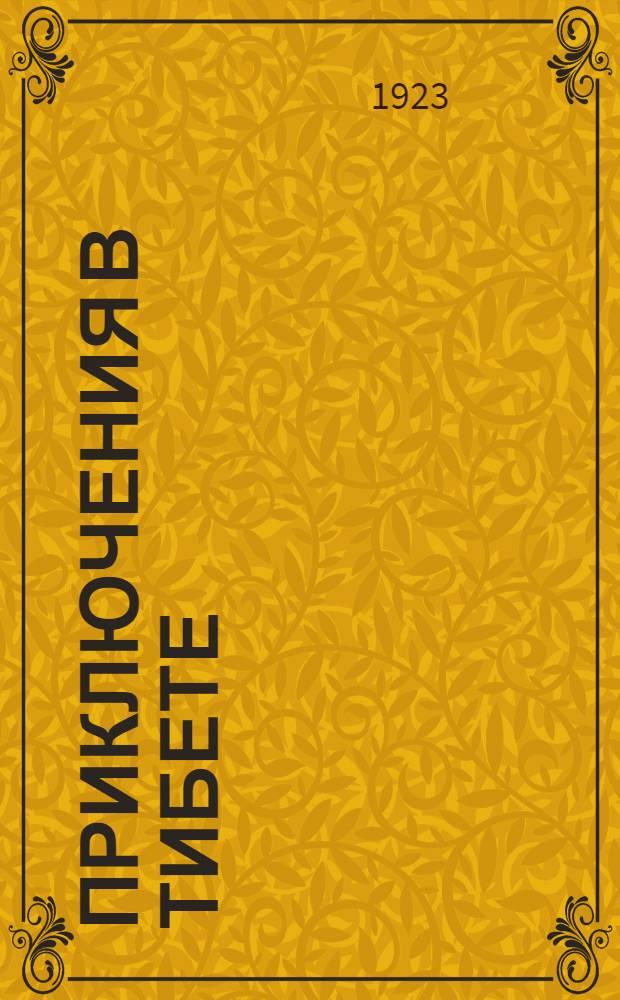 Приключения в Тибете