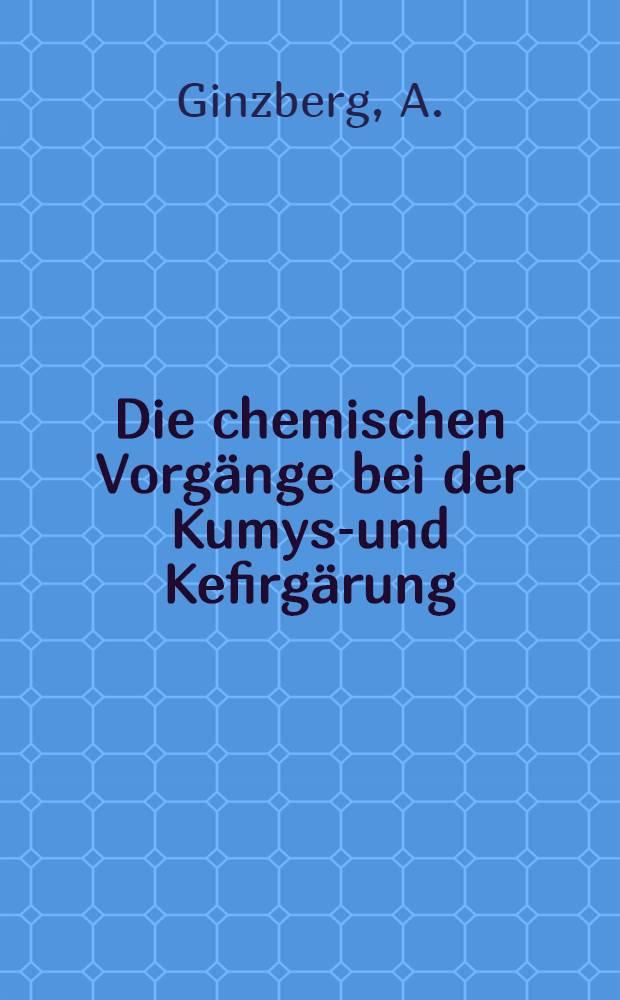 Die chemischen Vorgänge bei der Kumys-und Kefirgärung : Ueber die Oxydation von Aminen mittels übermangasaurer Salze : Inaug.-Diss....Univ Freiburg