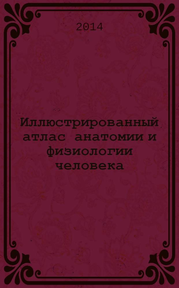 Иллюстрированный атлас анатомии и физиологии человека : перевод с английского