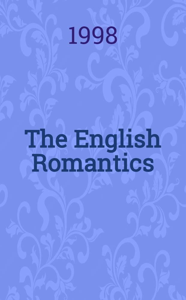 The English Romantics : World premiere rec. by W.Y. Hurlstone, H. Howells and C. H. Lloyd : World premiere rec. by W.Y. Hurlstone, H. Howells and C. H. Lloyd : World premiere rec. by W.Y. Hurlstone, H. Howells and C. H. Lloyd