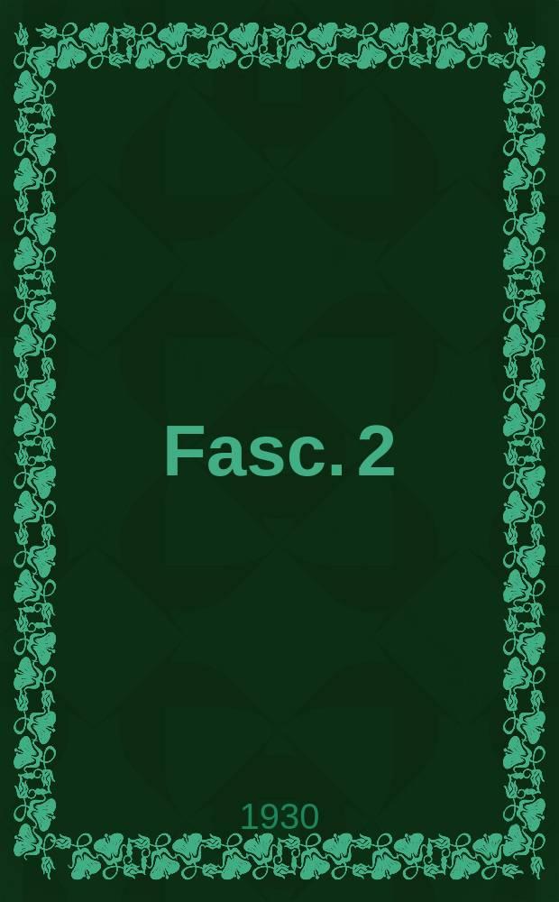 Fasc. 2